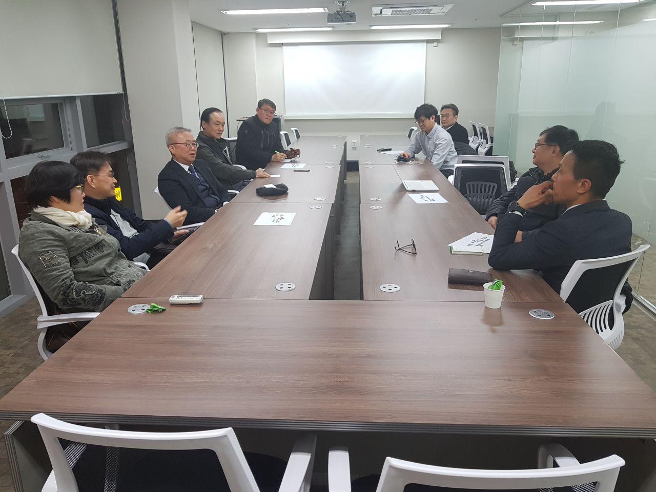 2019 한국소방기술인협회 제3차 운영진 회의